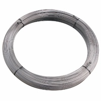 Plain Fence Wire (2.5 mm Wire & 380 m Roll) Medium Tensile